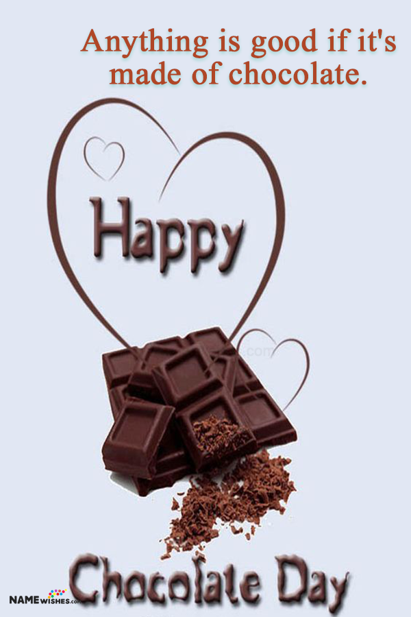 Chocolate Day Love Quotes
