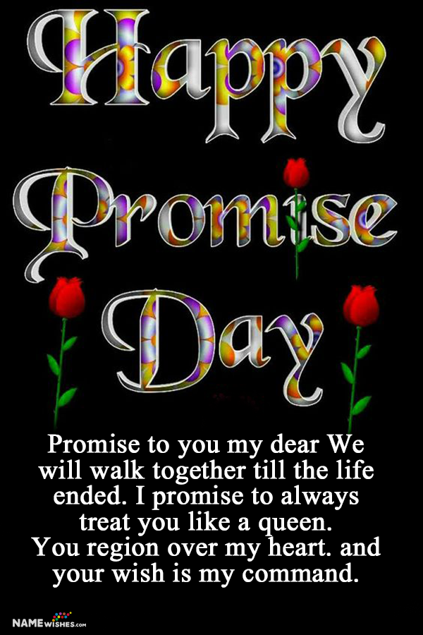 Promise Day Quotes and Wishes